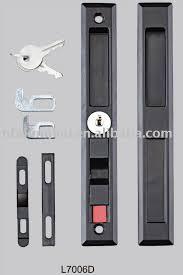 Cerraduras Para Puertas O Ventanas Corredizas  ASSA ABLOYSeguros Para Ventanas De Aluminio