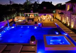 inground pools at night. Interesting Night Amazing Poolside Area Inside Inground Pools At Night