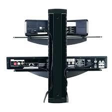 dvd player shelf wall mount shelves 2 bracket argos