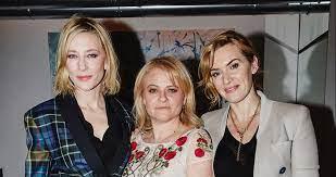 Cate Blanchett Fan @Cate-Blanchett.com   Celebrating Nicola Clarke At John  Frieda - Cate Blanchett Fan @Cate-Blanchett.com