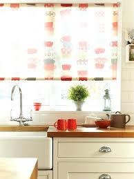 Blinds For Kitchen Plain Kitchen Roman Blinds On Kitchen Intended Amazing Designer Kitchen Blinds Model