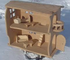 wood doll house handmade wooden dollhouse natural wooden dollhouse waldorf wood fairy house doll house gnome house natural wooden toy