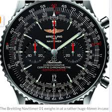 On Carousell Luxury Limited Navitimer Breitling Edition Sea Watches