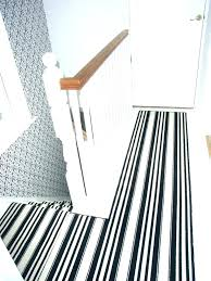 striped runner rugs extraordinary rug stair carpet runners hallway wool candy r black by the foot images about runner area rug ideas on black carpet