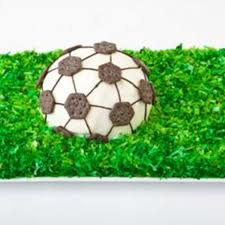 How To Decorate A Soccer Ball Cake Soccer Ball Birthday Cake Design Parenting 28