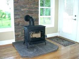 convert gas fireplace to wood burning before converting your wood burning fireplace