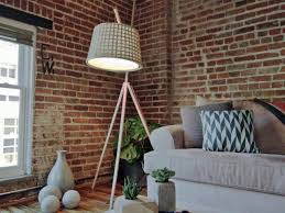 How to Make a Wood Floor Lamp