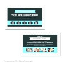Fitness Punch Card Template Fitness Class Punch Card
