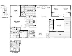 the evolution wd 76x3 standard floor plan
