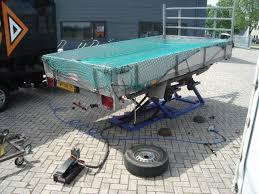 aanhangwagen reparatie