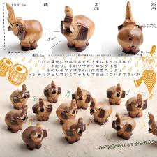 fun interior carved elephant whistle tx0304 asian asian goods ethnic asian small wooden figurine fashionable interior gadgets elephant elephant whistle