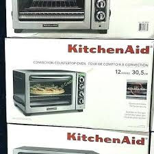 kitchenaid convection toaster ovens oven canada