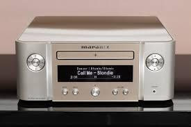 Сетевой <b>CD</b>-<b>ресивер Marantz</b> Melody X: маленький, но ...