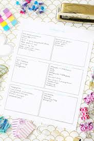 Free Printable Packing List For Organized Travel And Vacation