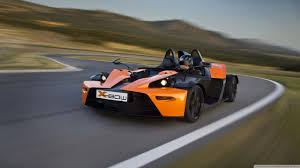 KTM X-Bow Ultra HD Desktop Background ...