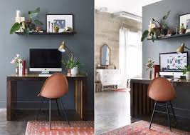View in gallery Styling for grey walls via Camille Styles