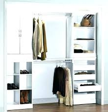 wardrobe closet home depot impressions