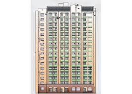 Диплом по ПГС этажный жилой дом с магазинами в г Брянск 16 этажный жилой дом с магазинами в г Брянск