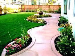 backyard design landscaping. Backyard Landscape Design Pictures Small Yards Yard Landscaping Medium Size Of Ideas Patio . A