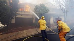 California's wildfires: The lifestyles of LA's rich and famous ...