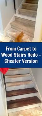 Redo Stairs Cheap Top 25 Best Redoing Stairs Ideas On Pinterest Redo Stairs