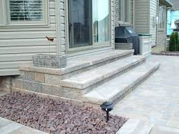 patio steps diy paving stone steps project plan for steps stone patio steps