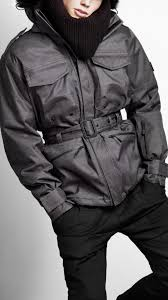 burberry sport mens fur trim ski jacket 1