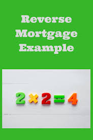 Reverse Mortgage With Existing Mortgage W Reverse