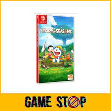 NSW Nintendo Switch Doraemon Story of Seasons English Version