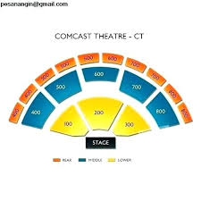 Comcast Theatre Hartford Ct Seating Chart Xfinity Center Seating Map Seotutorials Club