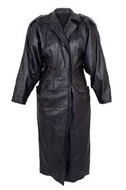 black leather coat fit xs s starbags