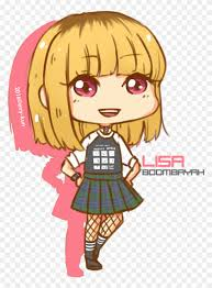 Tons of awesome blackpink anime wallpapers to download for free. By Erry Kun Lisa Black Pink Chibi Hd Png Download 900x1200 3390925 Pngfind