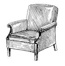simple chair drawing. Beautiful Drawing A Big Comfy Armchair Comfy Armchair Modern Chair Drawing Simple  Drawings And Drawing A