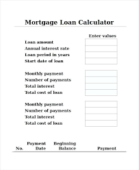 Mortgage Loan Calculator Excel Home Interest Rate Sbi – Goeventz.co