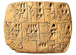 La escritura más antigua del mundo: origen y hallazgos | Cinco Noticias