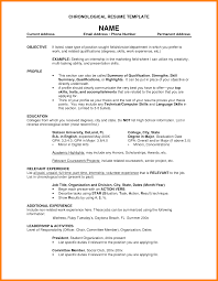 Experience Resume Template Resume For Your Job Application