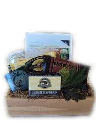 gone fishin seafood gift basket lolly ney healthiest seafood gift baskets for men