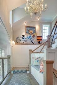 view full size two story foyer features a