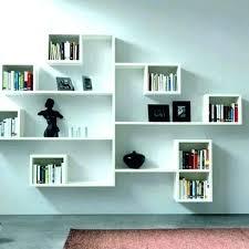white box shelves cube wall square ikea