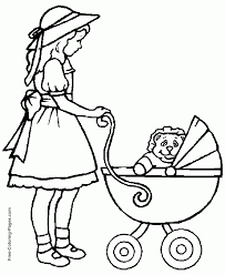 Small Picture Kids Coloring Pages For Girls Top Coloring Kids Coloring Pages For