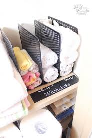 Bathroom Closet Organization Ideas Enchanting 48 Brilliant Linen Closet Organization Ideas