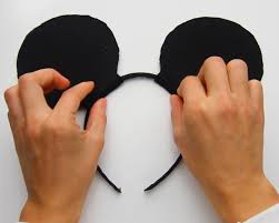 How to Make Mickey Mouse Ears: 12 Steps (with Pictures) - wikiHow
