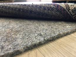 eco friendly non slip extra cushioned rug pads for area rugs runners all
