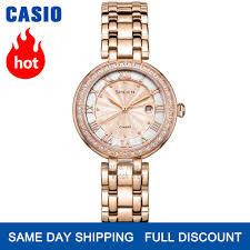 Casio <b>Часы</b> с кристаллами <b>Swarovski женские часы</b> Лидирующий ...