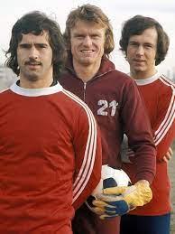 Gerd Mueller, Sepp Maier... - Germany and FC Bayern München   Facebook