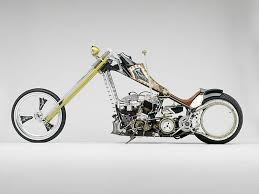 the chronic built by choppers inc of u s a