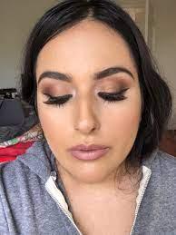 my makeup done at mac saubhaya makeup