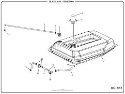 Honda eb5000 parts wiring diagram and fuse box