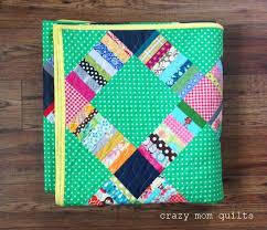 187 best crazy mom quilts images on Pinterest   Jellyroll quilts ... & crazy mom quilts: june quilt Adamdwight.com