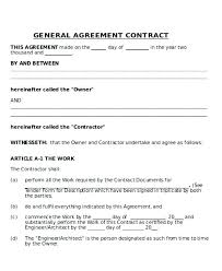 Painting Contract Template Insuremart